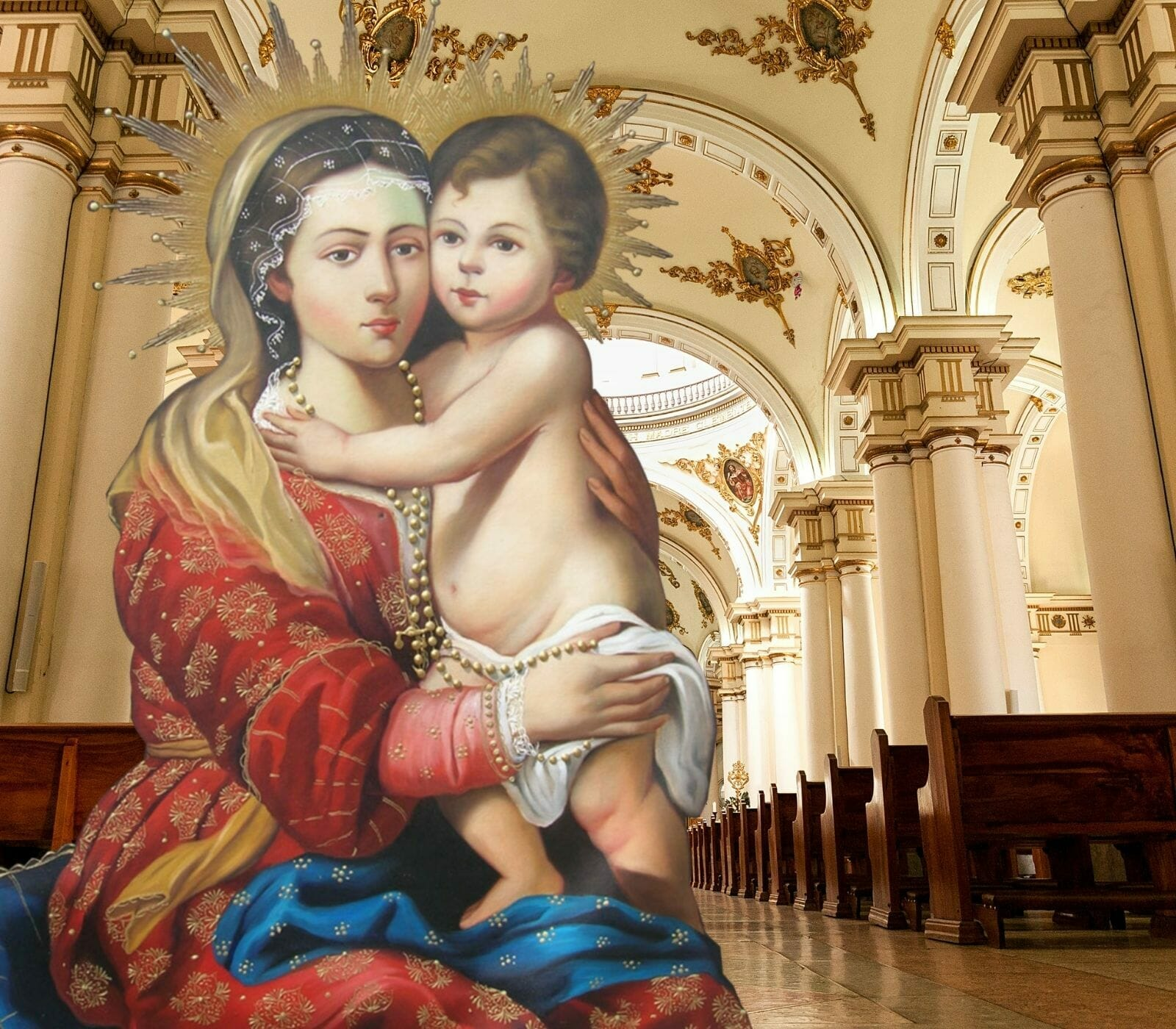 Ancient LITANY OF OUR LADY OF MOUNT CARMEL
