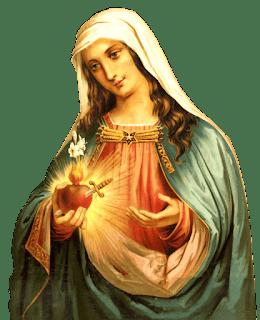 Immaculate heart-Prayers