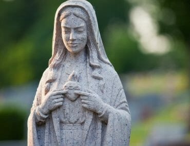 Exaltation immaculate heart of Mary
