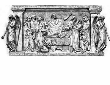Holy Oil, the Sacraments, and Liturgy