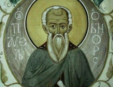 Saint Paul of Obnora
